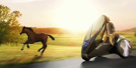 Toyota's New Concept Is More High-Tech Horse Than Car   Benoit Massé Tech Trends   Scoop.it