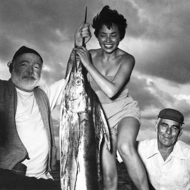 Hemingway con Inge Feltrinelli a Cuba 1953 - ANSA.it | Notozie fotografiche | Scoop.it