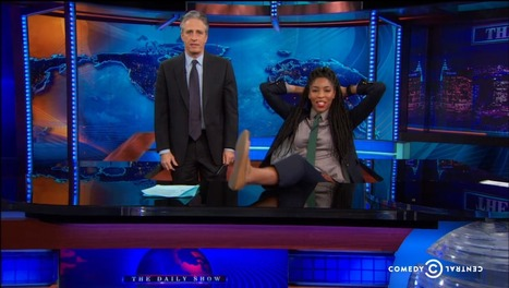 'The Daily Show' Explains the Crimea Situation: 'Putin Doesn't Give a S--t' | Humour | Scoop.it