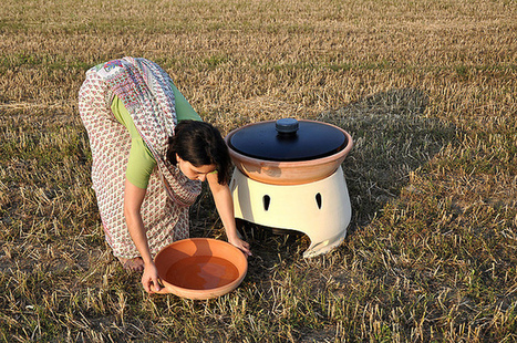 Este simple invento permite obtener agua potable del agua salada | Green Stuff. | Scoop.it