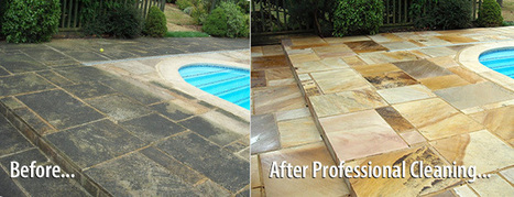 Useful Tips for Cleaning Your Patio - Pressure Washing Cleaning   R & A Pressure Washing   Scoop.it