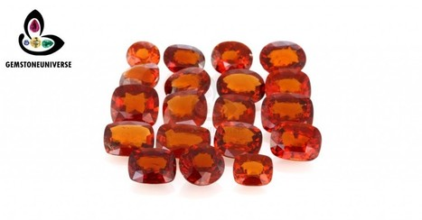 Healing with Astrological Gemstones: Hessonite Gemstone Healing | Gem therapy using Jyotish Gemstones | Scoop.it