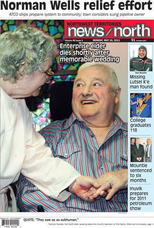 Headlines for NWT News North for May 16th 2011 | NWT News | Scoop.it