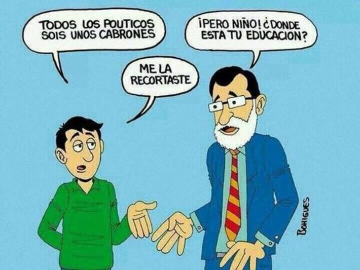 Twitter / madeinnovelda: Dedicado al Señor Mariano ... | Partido Popular, una visión crítica | Scoop.it