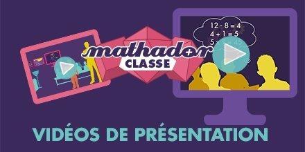 #Mathador Classe est disponible ! Pourquoi s'abonner, quels avantages ? Découvrez nos vidéos de présentation @reseau_canope | basantis | Scoop.it