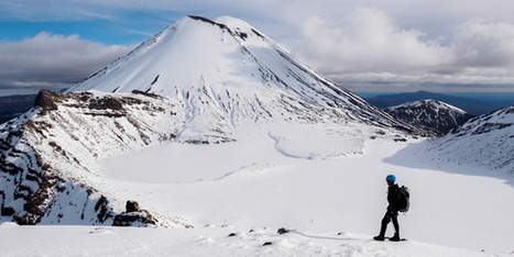 Tongariro Alpine Crossing: Do it in the snow - New Zealand Walks - NZ Herald News | Gt Barrier Island and Tongariro National Park | Scoop.it