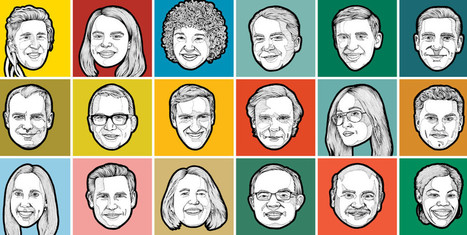 25 Geniuses Who Are Creating the Future of Business | The Chemical Industry by 2050 | Scoop.it