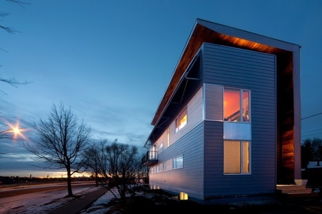 Le case a impatto zero, o quasi | Un'altra vita è possibile | Scoop.it