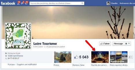 Page Facebook de Loire Tourisme | Sites qui ont implémenté les Widgets Sitra | Scoop.it
