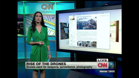 Drone technology takes off   #DroneWatch   Scoop.it