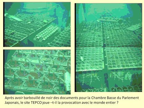 Vous n'allez pas reconnaitre la piscine #4 ! | TEPCO | Japon : séisme, tsunami & conséquences | Scoop.it