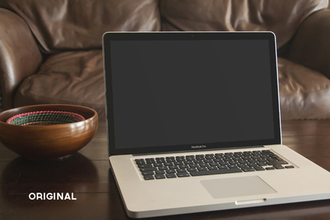 How to Make Your Own Realistic MacBook Mockup | xposing world of Photography & Design | Scoop.it