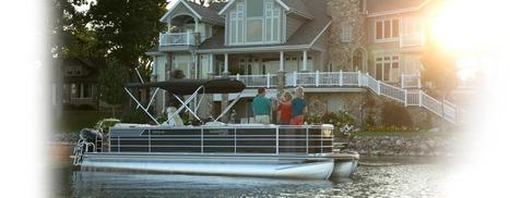 Pontoon Boats | itamashe | Scoop.it
