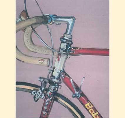 Bicycle Paintings, by Taliah Lempert | Classic Steel Bikes | Scoop.it