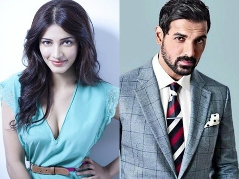 Bollywood Movie News-Shruti Haasan To Romance John Abraham in 'Welcome Back'-Newsmasthi.com | Daily Online Latest Movies and Political Video News Clips Entertainment|AP Political Video News - NewsMasthi.com | Scoop.it