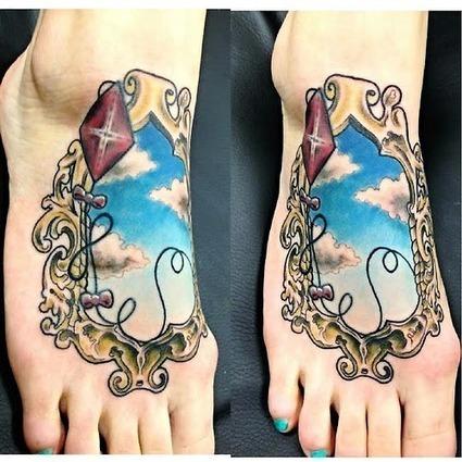 Artist: Rodney Taylor<br/>Located: D&amp;H Custom Artworks,... | Tattooed | Scoop.it
