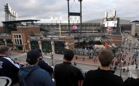 Detroit's fancy stadiums mask city's pain - Boston Globe | Sports Facility Management 4232011 | Scoop.it