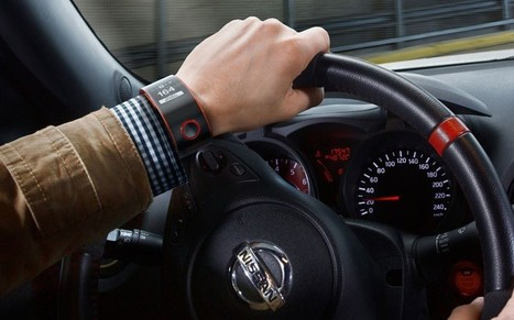 Nissan to launch smartwatch for drivers | Technology in Business Today | Scoop.it