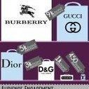 Top Pinterest Luxury Fashion Brands and Pins - Infographic by PinLeague | It is all a Journey. | Scoop.it