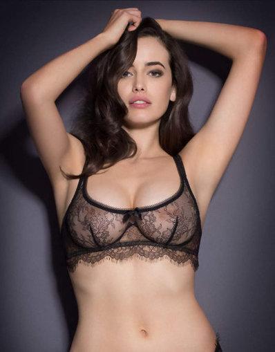 Photos : Sarah Stephens en lingerie sexy transparente | Radio Planète-Eléa | Scoop.it