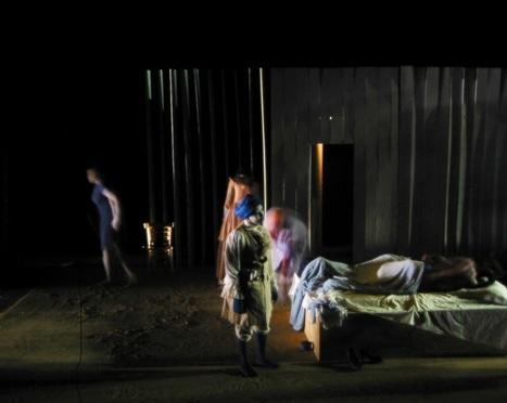 «laGrandeChambre», d'EvaDoumbia, laCriée àMarseille | théâtre in and off | Scoop.it