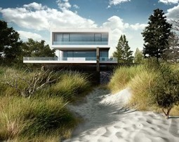 Making of Baltic Sea House - Ronen Bekerman 3d architectural visualization blog | iTutorials | Scoop.it