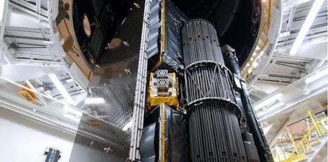 Espace : le satellite de télécoms le plus sophistiqué au monde Alphasat est lancé par l'Europe | Réception satellite | Scoop.it