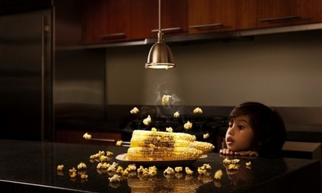 Scientists now know why popcorns pop | La poma de Newton | Scoop.it