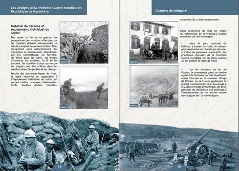 Brochure sur le Front d'Orient 1914-1918 - Ambassade de France à Skopje (Macédoine) | Nos Racines | Scoop.it