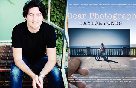 "Interview: Taylor Jones Talks Founding ""Dear Photograph"" And Releasing His New Book 