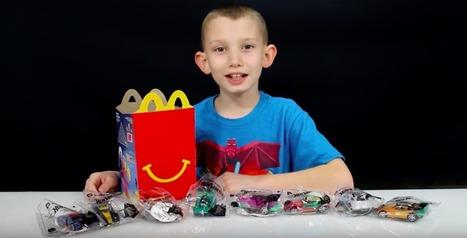 (Vidéo) K12TV, le YouTubeur qui teste les jeux McDonald's   AS2.0 - 13   Scoop.it
