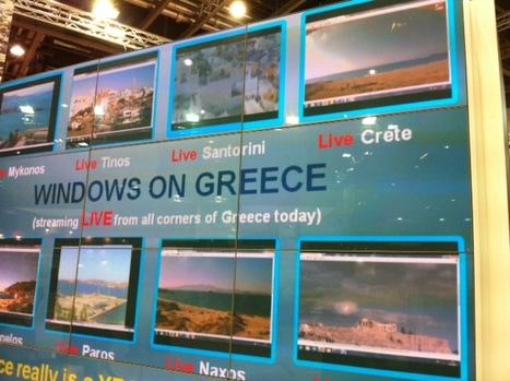 Windows on Greece~ Live stream @WTM_London | IncredibleCrete | Scoop.it