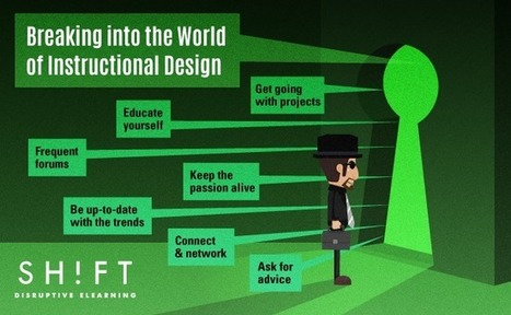 Seven Tips for Breaking into the World of Instructional Design | Collaborative Learning | Scoop.it
