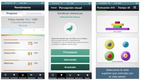 Aplicación para entrenar tu cerebro: Fit Brains Trainer | Mobile Learning y apps educativas. Últimas tendencias, estudios, experiencias, recursos  y aplicaciones a utilizar | Scoop.it