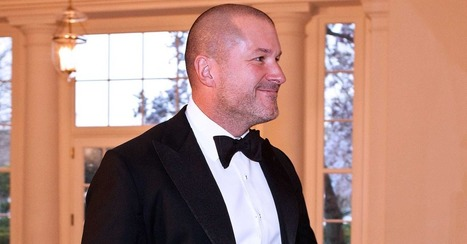 Apple's Jony Ive Talks Design Innovation in Rare Video | Mobile App Product Development and Beyond | Scoop.it