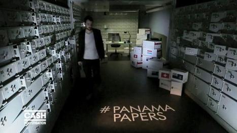 Cash Investigation de France 2 Panama Papers | Sortir de l'économie libérale : l'économie sociale et solidaire | Scoop.it