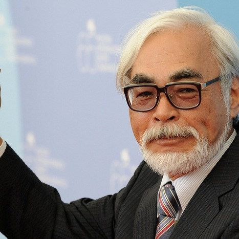 'Spirited Away' Director Hayao Miyazaki Is Retiring | Stuff that Tweaks | Scoop.it