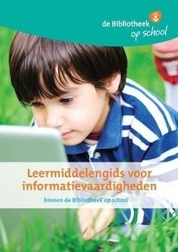 Leermiddelengids met basis doorlopende lijn informatievaardigheden | Info Mediawijsheid leerkracht: Mediawijsheid PO | Scoop.it