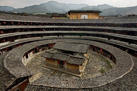 Tulous: fortified earth buildings of China | Ecological Construction | Scoop.it