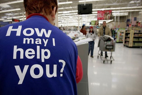 Exclusive: Wal-Mart manager speaks out about his store's ugly reality | News in english | Scoop.it
