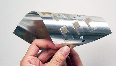 Imprint Energy : batteries flexibles et imprimables pour les objets connectés | Quantified Self and Internet of Things | Scoop.it
