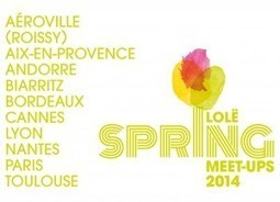 Les 10 Spring Meet-ups by Lole ! | Inspiration Yoga | Mes articles Inspiration Yoga | Scoop.it