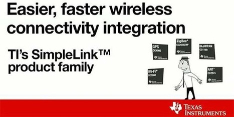 TI's CC3000 WiFi chip gets a library | RetailFit | Scoop.it