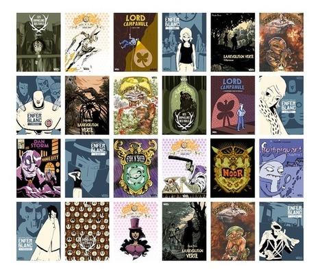Découvrez Watch Digital Comics, un nouveau label de BD ... - 9emeArt | CaféAnimé | Scoop.it