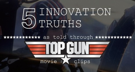 5 Innovation Truths: as told through Top Gun movie clips | Competitive Intelligence & Creativity | Scoop.it