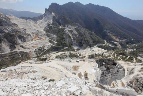 Carrara Marble Peaks as Russians Follow Etruscans: Commodities | Find Customers and Business in Russia! by Giulio Gargiullo | Scoop.it