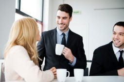 How To Develop Work Relationships | Adzuna.com.au blog | Cultivate. The Power of Winning Relationships | Scoop.it