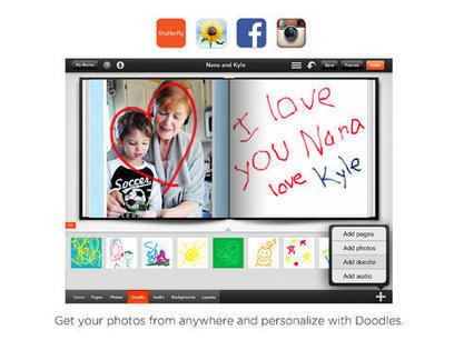 Shutterfly Photo Story | Internet Tools for Language Learning | Scoop.it