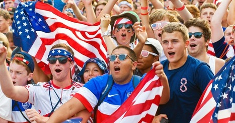 More Americans Watch the World Cup Than the World Series   World Cup Video News   Scoop.it