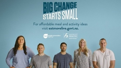 Sports stars front anti-obesity campaign | Health NCEA Level 1 | Scoop.it